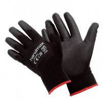 Atlanta Black PU Glove